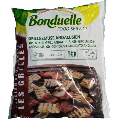 Contorno grigliato Andalusia BONDUELLE