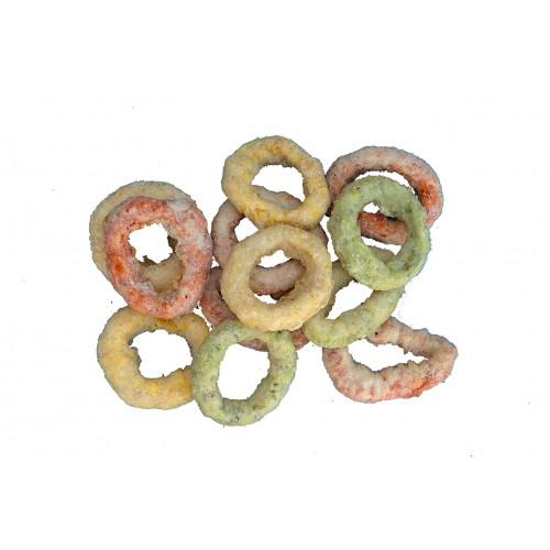 Anelli di Peperoni Pastellati 1kg x 6 buste