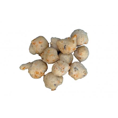 Frittelle alla polpa di Granchio