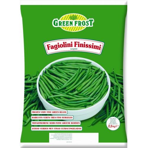 Fagiolini Finissimi 2,5KG GREENFROST