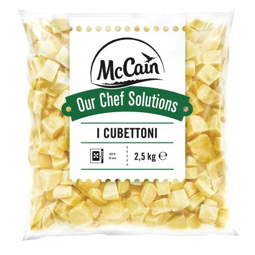 Patate a cubettoni McCAIN