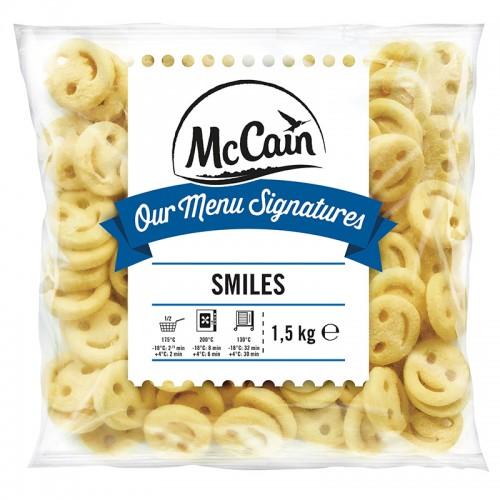 Patate Smiles McCAIN