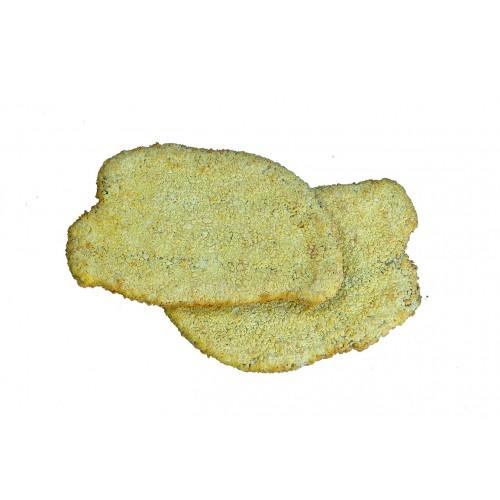 Cotolette di pollo agli spinaci