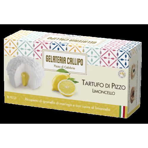 Tartufo Pizzo Limoncello 110gr x 2pz CALLIPO