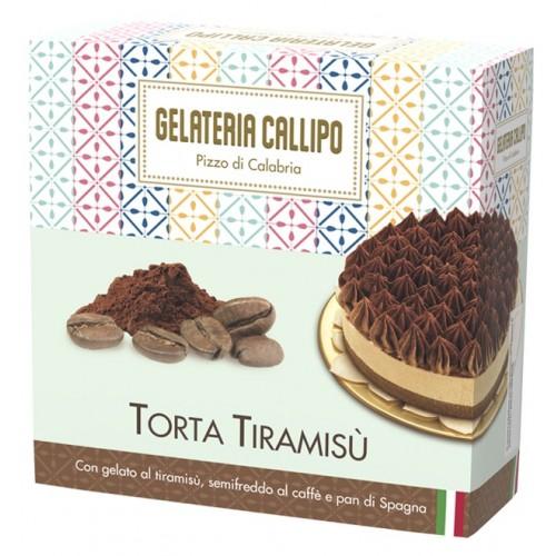 Torta Tiramisù 850gr CALLIPO